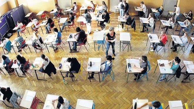 El Gobierno vasco implantará un curso para los alumnos que suspendan la reválida