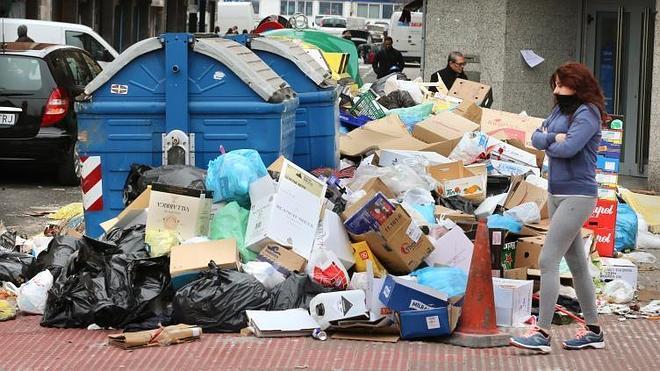 Getxo inspecciona las basuras para evitar riesgos de salud a los vecinos
