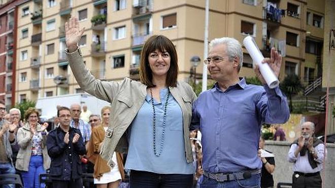 """Totorika, a Podemos: """"Somos la casta de la dignidad, honestidad y coherencia"""""""