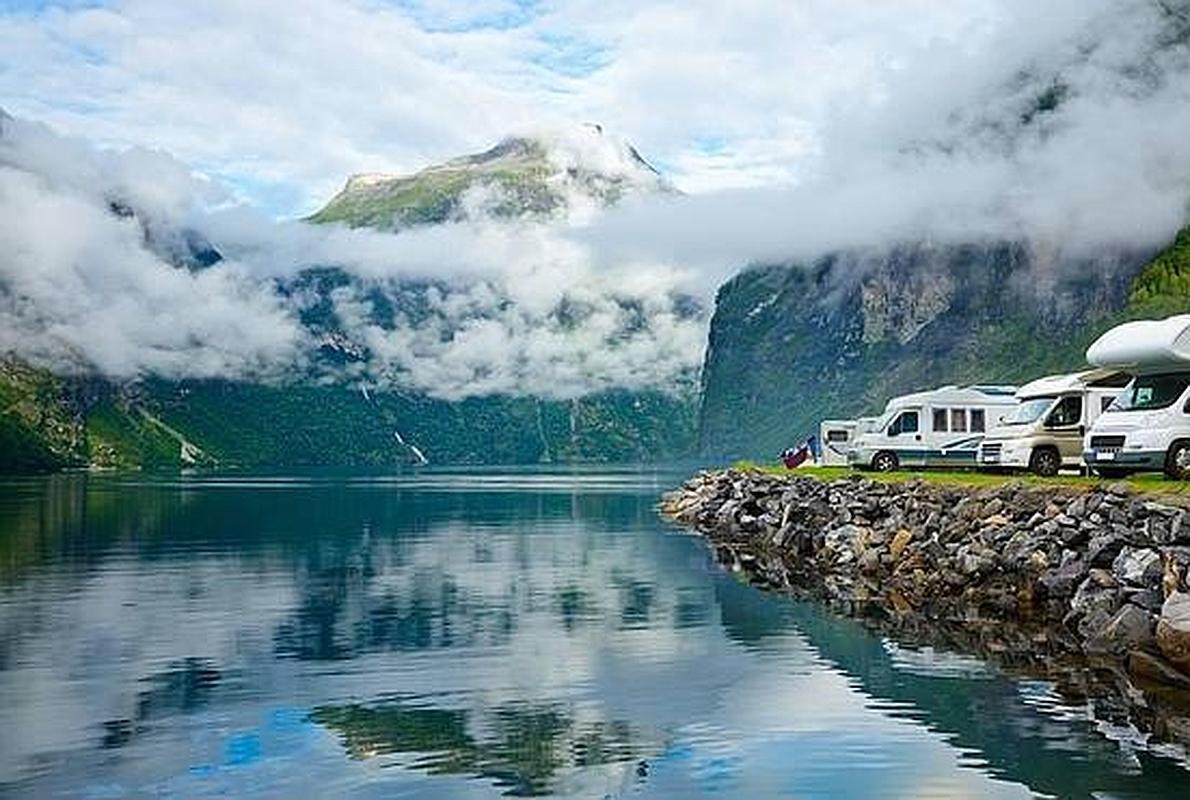 La libertad de viajar con la casa a cuestas