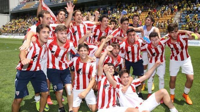 El Bilbao Athletic asciende a Segunda 19 años después