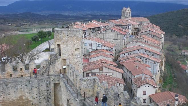 Parajes de Burgos