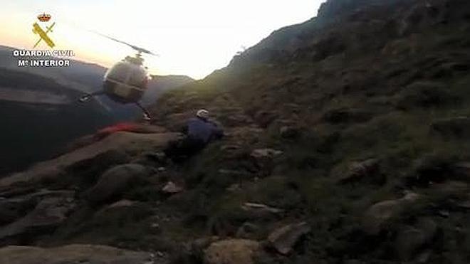 Así fue el rescate del montañero vasco fallecido en Ordesa