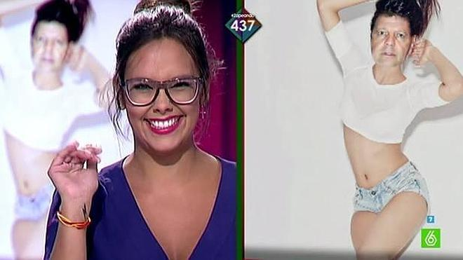 Cristina Pedroche y Alfonso Rojo se enzarzan en público
