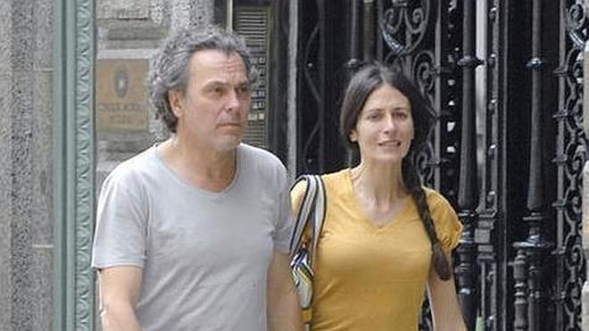 José Coronado vuelve con Elena, su pareja durante unos 5 años