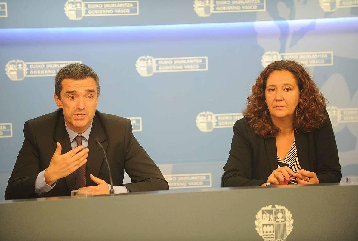 El Gobierno vasco recorta las ayudas prometidas a la memoria histórica porque carecía de presupuesto