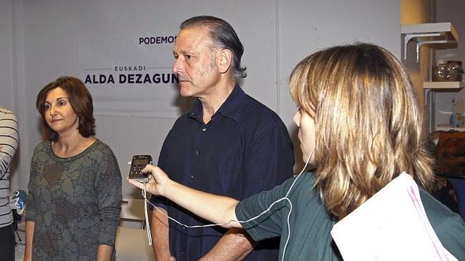 Los problemas internos de Podemos afloran en Euskadi a dos meses de las elecciones
