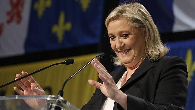 El Frente Nacional se asienta en el País Vasco francés