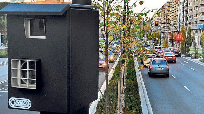 Vitoria mantendrá las multas de semáforo con cámara pese a las sentencias en contra