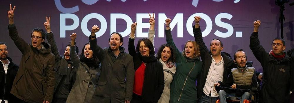 Euskadi, territorio Podemos