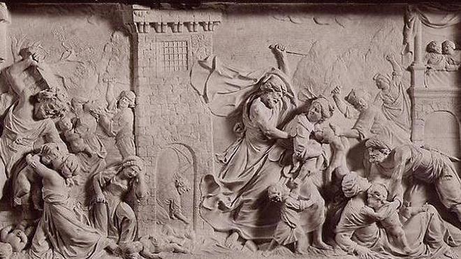 Herodes 'el Grande', el rey de la Biblia que fue acusado de la Matanza de los Inocentes
