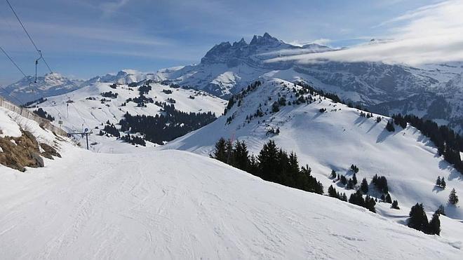 La estación de esquí más grande del mundo