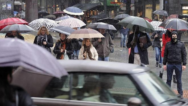 Los embalses vizcaínos están al 83,5% debido a las precipitaciones de las últimas semanas