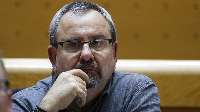El Senado concede el suplicatorio para juzgar a Goioaga por colaborar con ETA