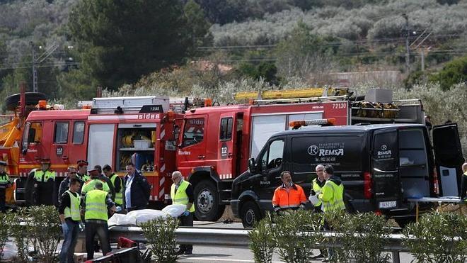 El conductor del autobús pudo quedarse dormido al volante, según las primeras investigaciones