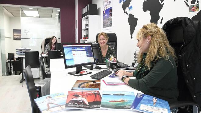 El sector de las agencias de viaje vuelve a despegar en La Rioja tras tocar fondo en 2012