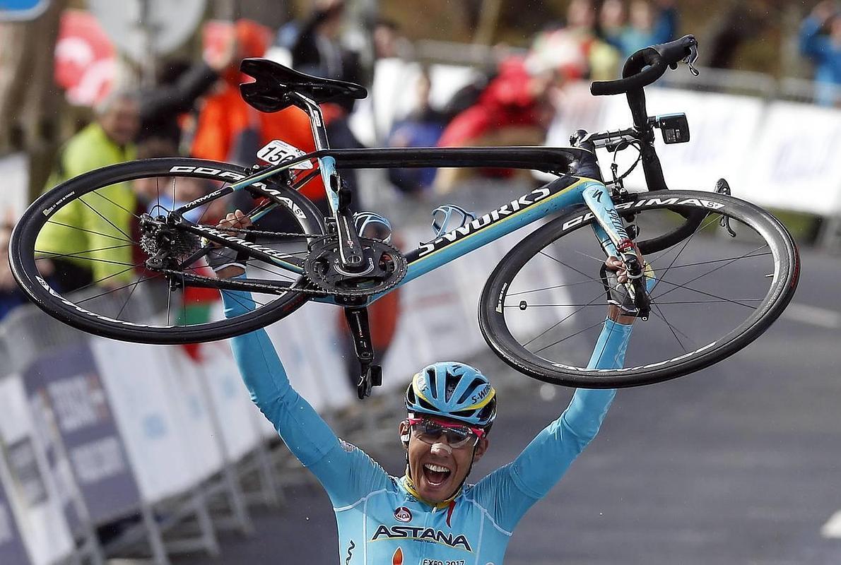 Contador responde al Sky