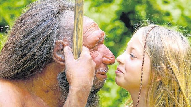 Un estudio revela los problemas para reproducirse entre neandertales y sapiens