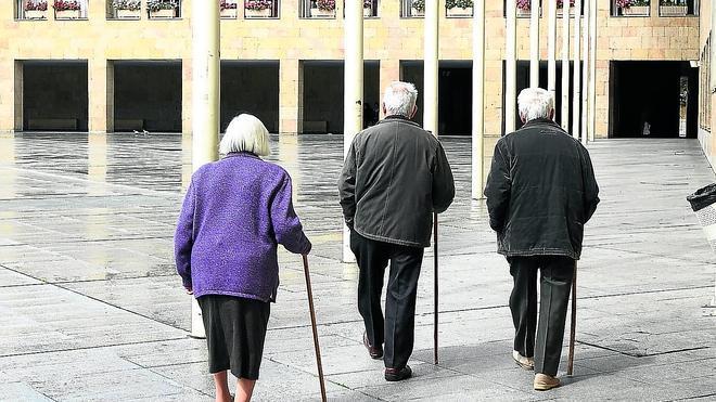 Ocho comunidades tienen una pensión media más elevada que la riojana, que es de 871 euros