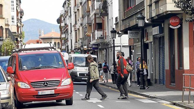 Gernika proseguirá con la reordenación de Juan Calzada y abrirá otro parking en Los Tilos