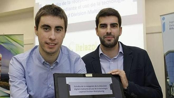 TDTaren irrati-difusioari buruzko bi lanek irabazi dute Bilboko Ingenieritza Eskolako Itelazpi saria