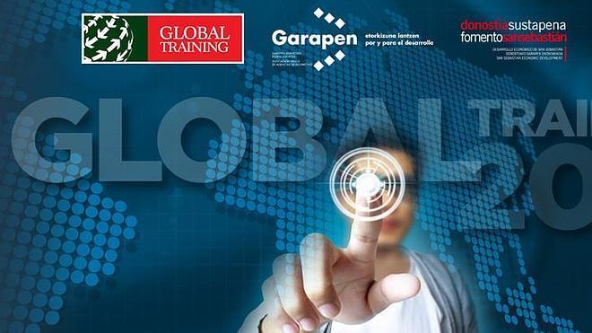 EHUk 60 beka eskainiko ditu praktikak atzerrian egiteko Global Training programan
