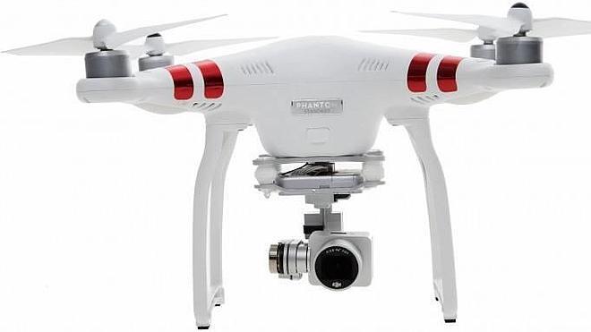 El mayor fabricante mundial de drones se olvidó de Loiu por un año