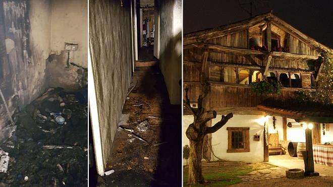 Un incendio desata la alarma en el restaurante Aspaldiko: «Nos temimos lo peor»