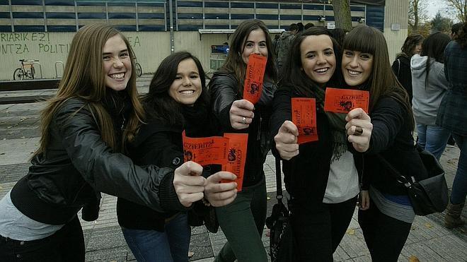 El número de euskaldunes crece en Vitoria y se duplica el de personas que usan árabe