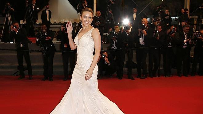 Kylie Minogue se casa en secreto en Grecia