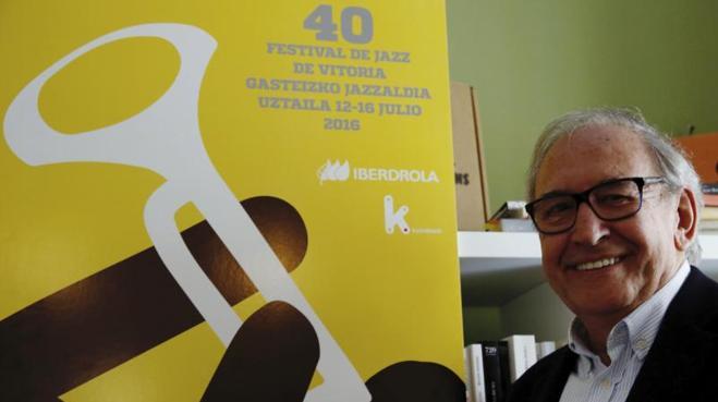El Festival de Jazz de Vitoria celebra sus 40 años con un disco doble