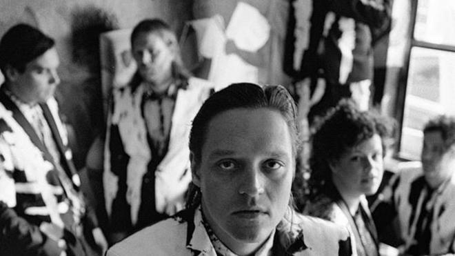 Arcade Fire abre boca en Barcelona antes de su concierto exclusivo en Bilbao BBK Live