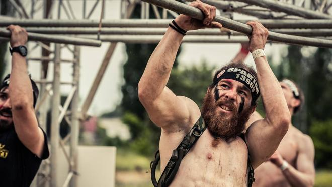 Estropatada, 'Spartan Race' y rock 'n' roll