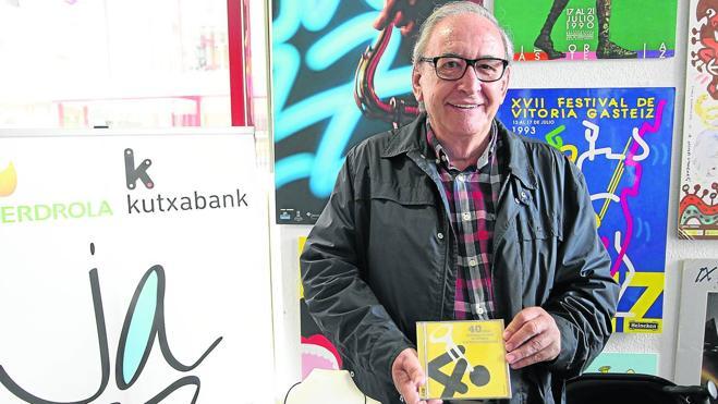 El Festival de Jazz celebra 40 años con un disco doble