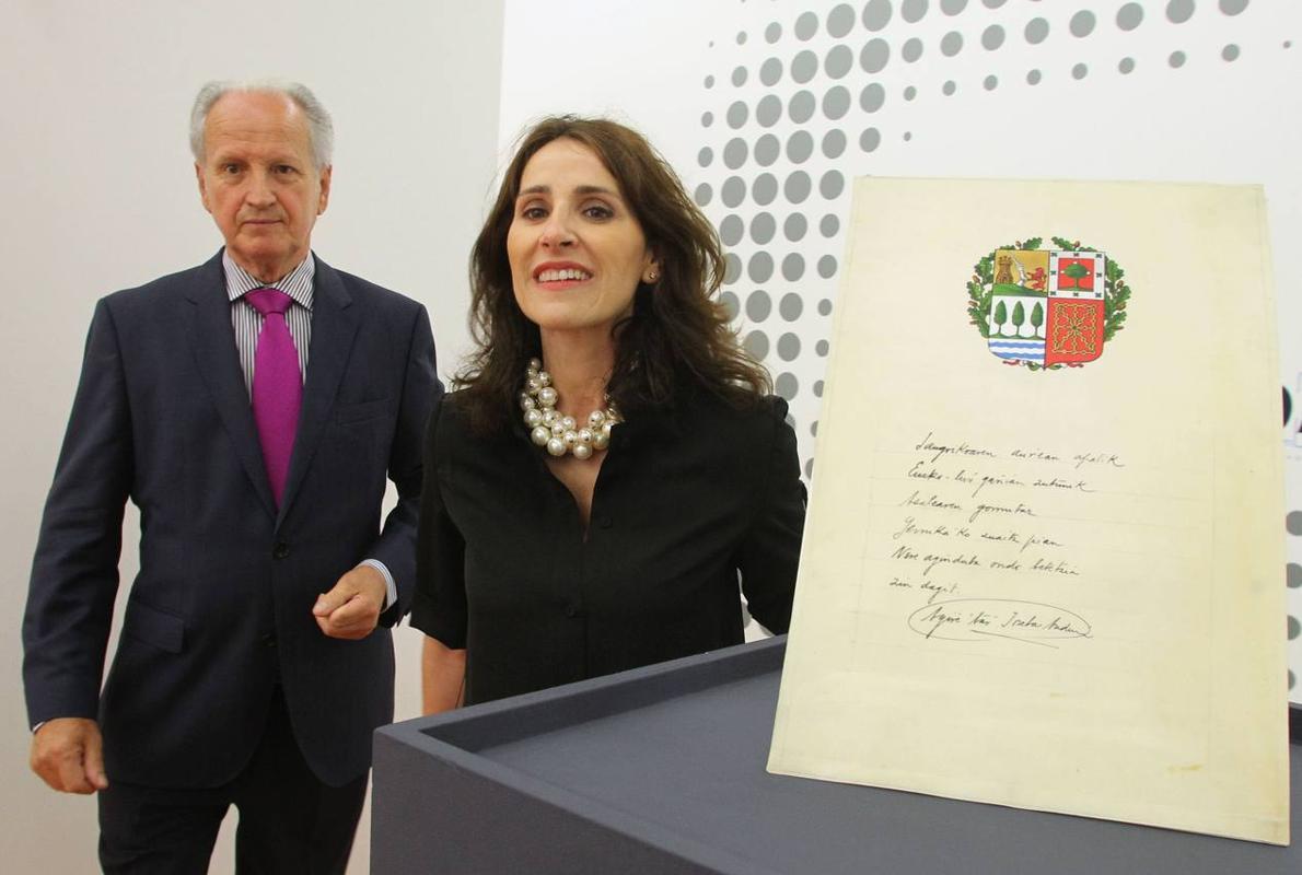 El PNV recibe el 80% de las ayudas del Gobierno vasco a las fundaciones de los partidos