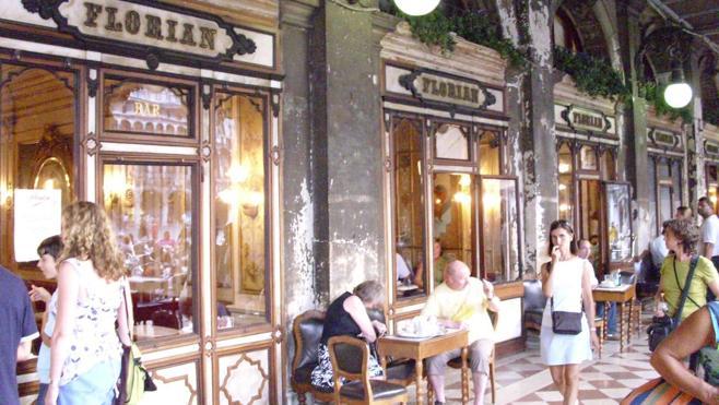 Cafés con vistas