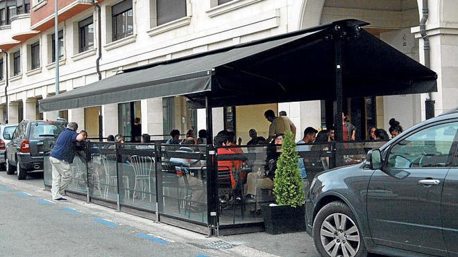 Durango multa a 25 locales hosteleros por incumplir la ordenanza de terrazas