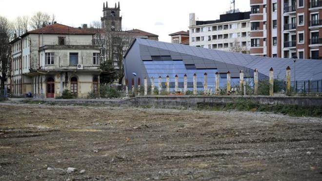 Lakua destina 7 millones a urbanizar el trazado ferroviario en Durango