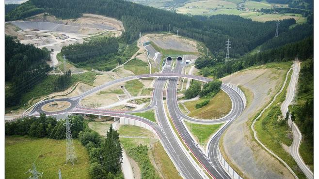 La autovía Gerediaga-Elorrio entrará en funcionamiento el próximo lunes