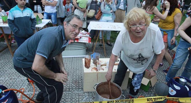 Programa de fiestas de Galdames, Montellano 2016