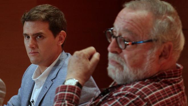 Rivera aventura que los constitucionalistas volverán a gobernar Euskadi