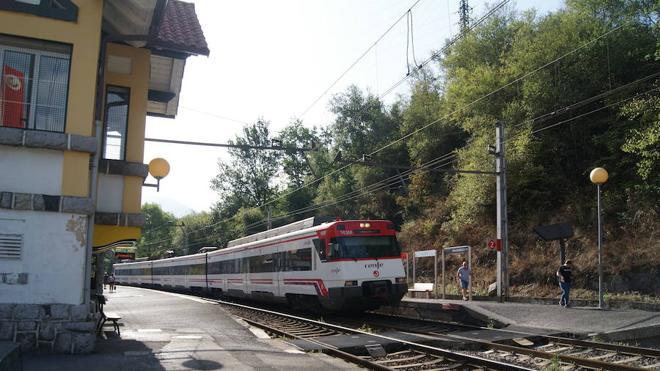 Adif mejorará la seguridad de las estaciones de Areta, Orduña y Amurrio