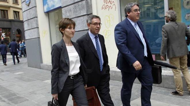 El juicio por los pagos de Kutxabank a Mikel Cabieces se celebrará en febrero