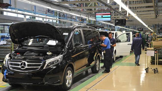 ELA sostiene que el acuerdo permitirá a Mercedes «precarizar aún más el empleo»