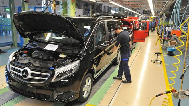 La plantilla de Mercedes votará el preacuerdo de convenio entre el miercoles 23 y el jueves 24