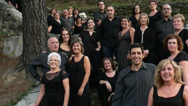 Los coros de Ugao ofrecen el viernes su tradicional concierto navideño