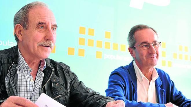 El PP señala que la gestión del tripartito de Haro responde a «una situación heredada»