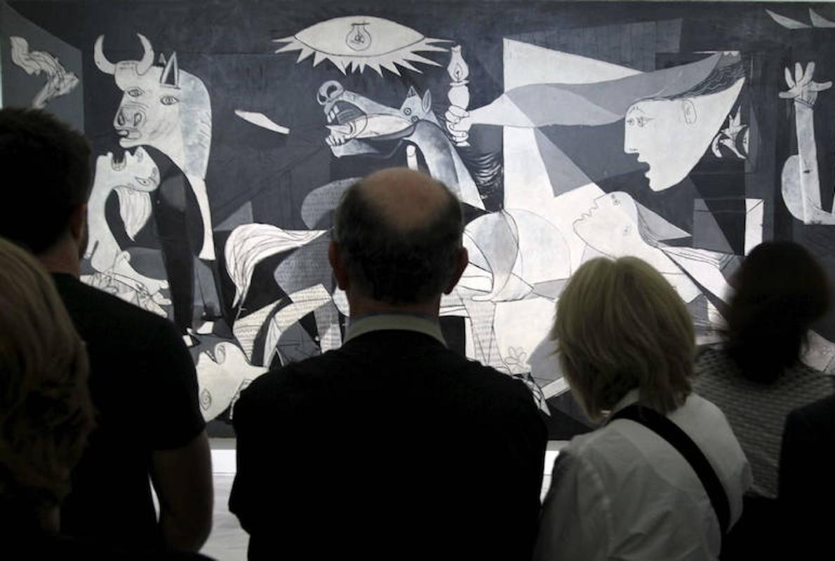 El 'Guernica', grito de esperanza