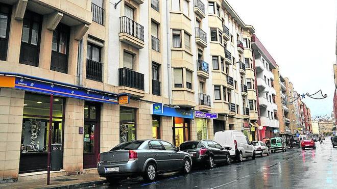 Vecinos y clientes se suman al movimiento contra la reforma de la 'zona azul' en Haro