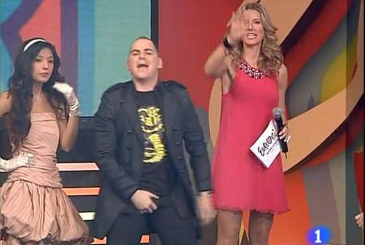 Diez momentos de bochorno en Eurovisión